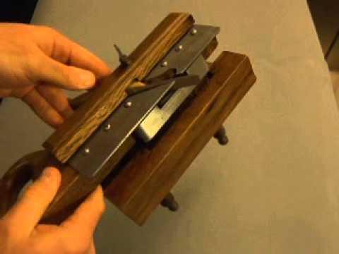 Cepillo carpintero el castillo a os 40 youtube - Cepillo de carpintero ...