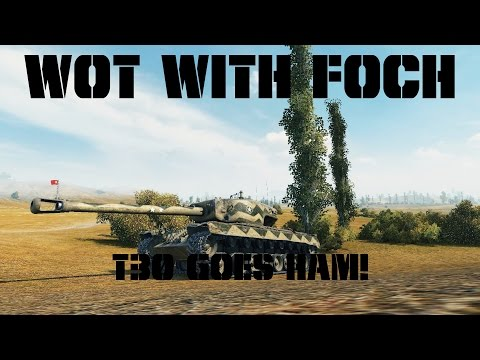 T30 goes Ham!