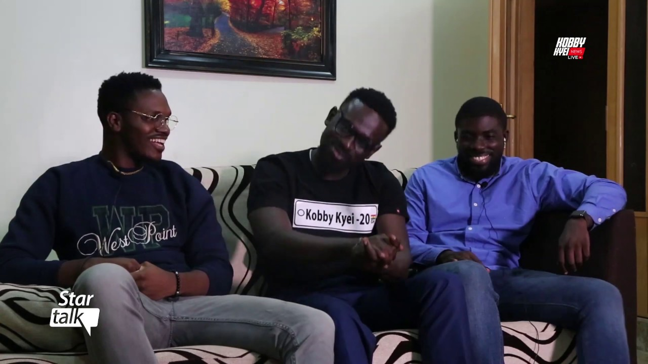 Exclusive interview With Ignatius Of Date Rush Fame And Greezywill