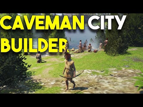 What Happened To Ancient Cities? - Caveman City Builder!