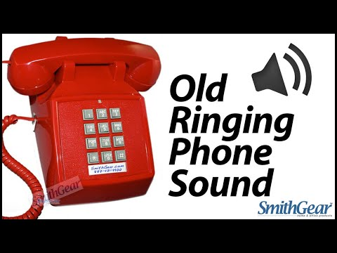 Old Ringing Phone Sound - Old Telephone Ring Effect