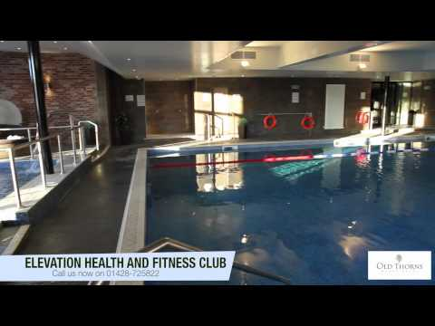 Elevation Health Club Pool