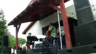 Kronos Quartet plays Amon Tobin's Bloodstone