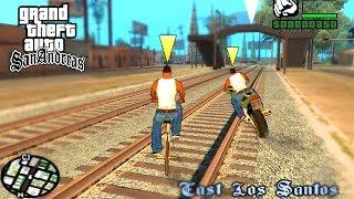 Скачать GTA San Andreas на 2 игрока прохождение вдвоём