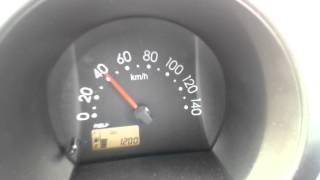 DAIHATSU HIJET CARGO 5MTを代車で借りたので全開で踏んでみた。