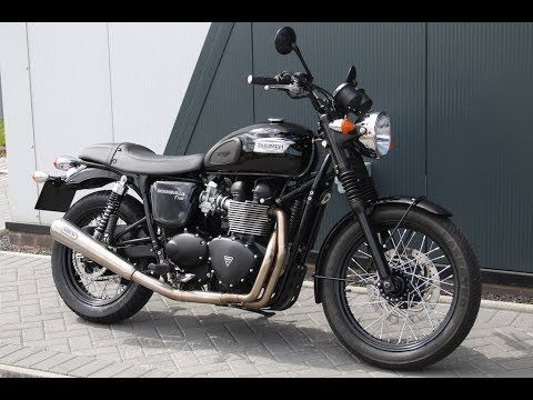 2015 triumph bonneville t100 arrow exhaust west coast moto glasgow scotland