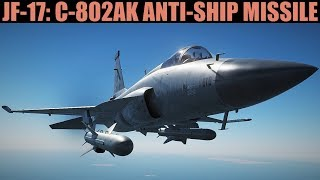 JF-17 Thunder: C-802AK Anti-Ship Missile (DIR/COO/LOS) Tutorial | DCS WORLD