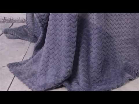 Новинка! Жаккардовые пледы-покрывала велсофт - Ивтекс37.рф
