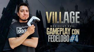 Batalla Vs Lady Dimitrescu : Resident Evil Village #4