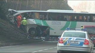 وفاة شابة فرنسية في حادث مرور خلال رحلة مدرسية