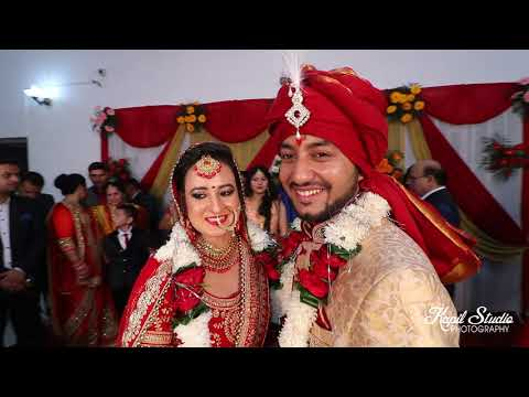 Kapil Studio Photography | Meenu Weds Prashant | Grand Wedding