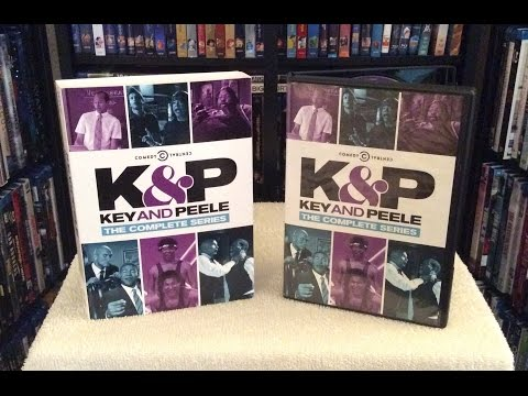 Key & Peele: The Complete Series DVD Unboxing and Review