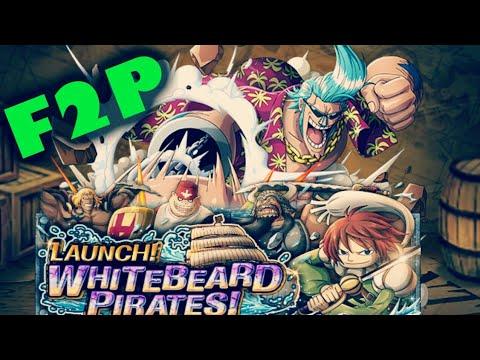[OPTC Global] Whitebeard Pirates (Part 4) F2P