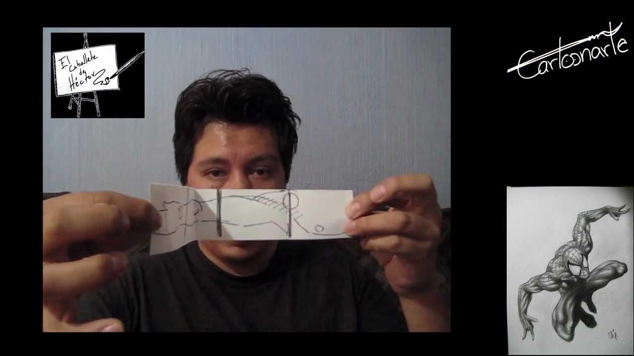 Como dibujar el cuerpo - Spider Man - dibujo anatomia - Curso de ...