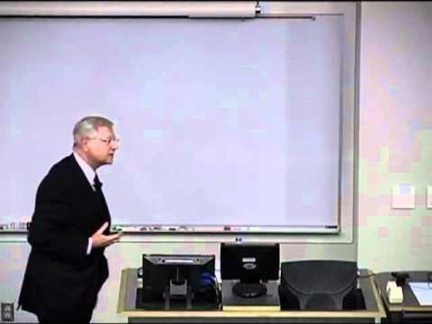 Thomas E. Mann on the 2010 Midterm Elections
