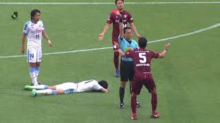 2018年4月28日(土)に行われた明治安田生命J1リーグ 第11節 神戸vs川...