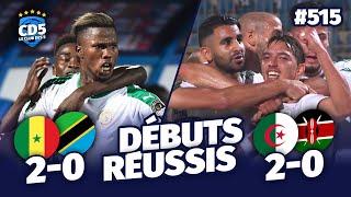 Sénégal vs Tanzanie (2-0) / Algérie vs Kenya (2-0) CAN 2019 - Débrief / Replay #515 - #CD5
