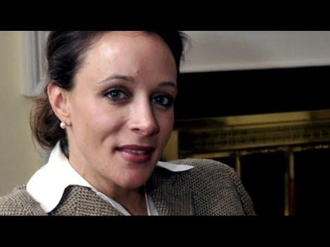 Paula Broadwell on David Petraeus Affair