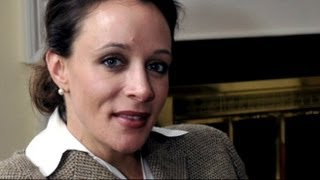 Paula Broadwell on David Petraeus Affair