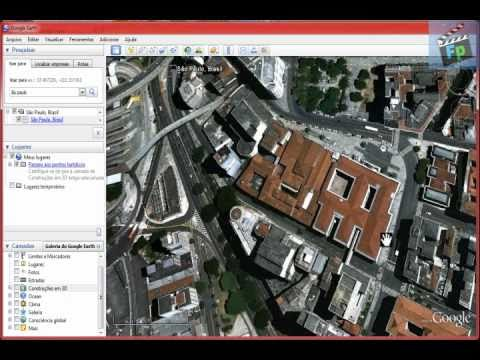 Aula de AutoCad - Google Earth (Escala Real de terreno) - YouTube
