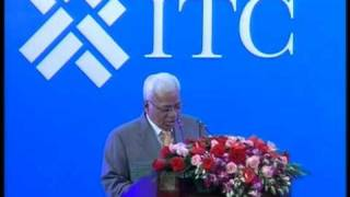 Welcome Remarks Mr. B Muthuraman, Vice Chairman, Tata Steel, India - Wedf 2010