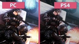 Battlefield Hardline - PC gegen PS4 im Grafikvergleich