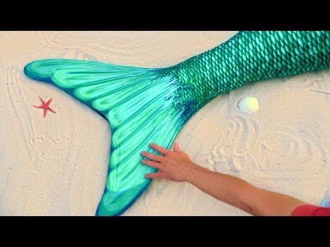 Mermaid Tail Found!