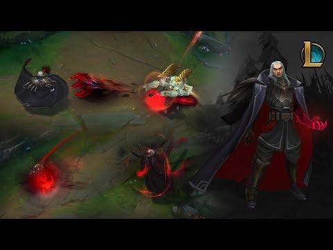 видео: Обзор чемпиона: Свейн | league of legends