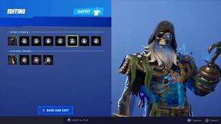 Blackheart Skins Fortnite Season 8!