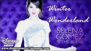 Selena Gomez - Winter Wonderland (New Christmas Song)
