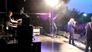 Rival Sons - All over the road - live at High Voltage 2011