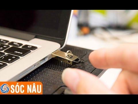 Cách phục hồi file bị ẩn trong USB do virus