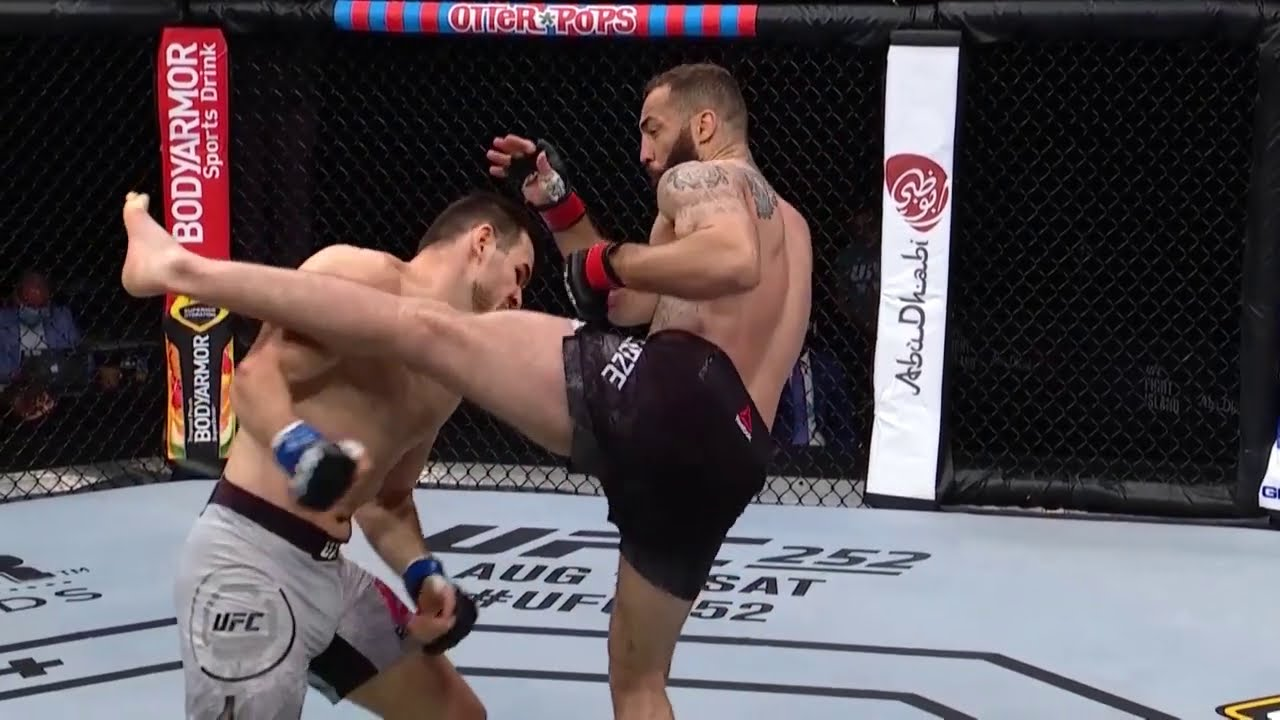 UFC Fight Night: Figueiredo vs. Benavidez 2 – Highlights
