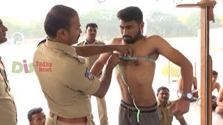 Police Physical Selection Process Video - Distodaynews