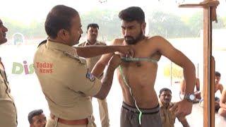 Police Physical Selection Process Video - Distodaynews