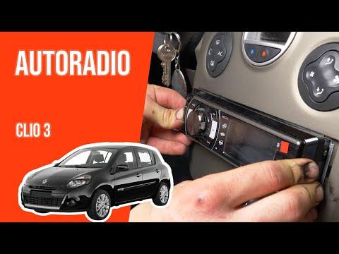 [ 🛠 TUTO 🛠 RENAULT CLIO 3 ] Changer le poste-radio 📻