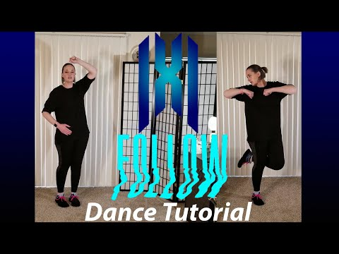 "Monsta X 몬스타엑스 ""FOLLOW"" ~ Full Dance Tutorial ~ Mirrored [HD Tutorials] thumbnail"