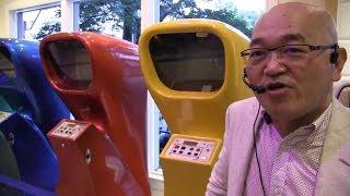長崎の「ハウステンボスゲームミュージアム」オープン当日に高橋名人が...
