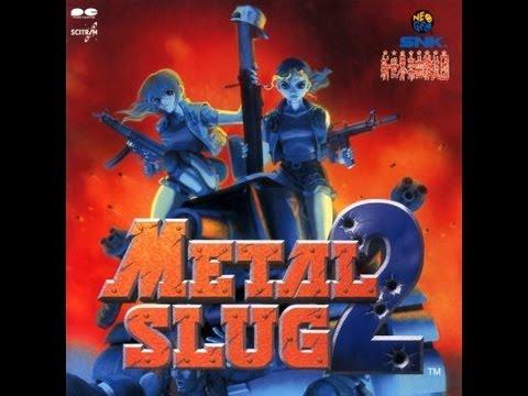 Metal Slug 2 NeoGeo 1998 [ HD ]