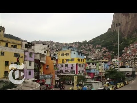 Brazil's Soccer Slums | World Cup FIFA 2014 | The New York Times
