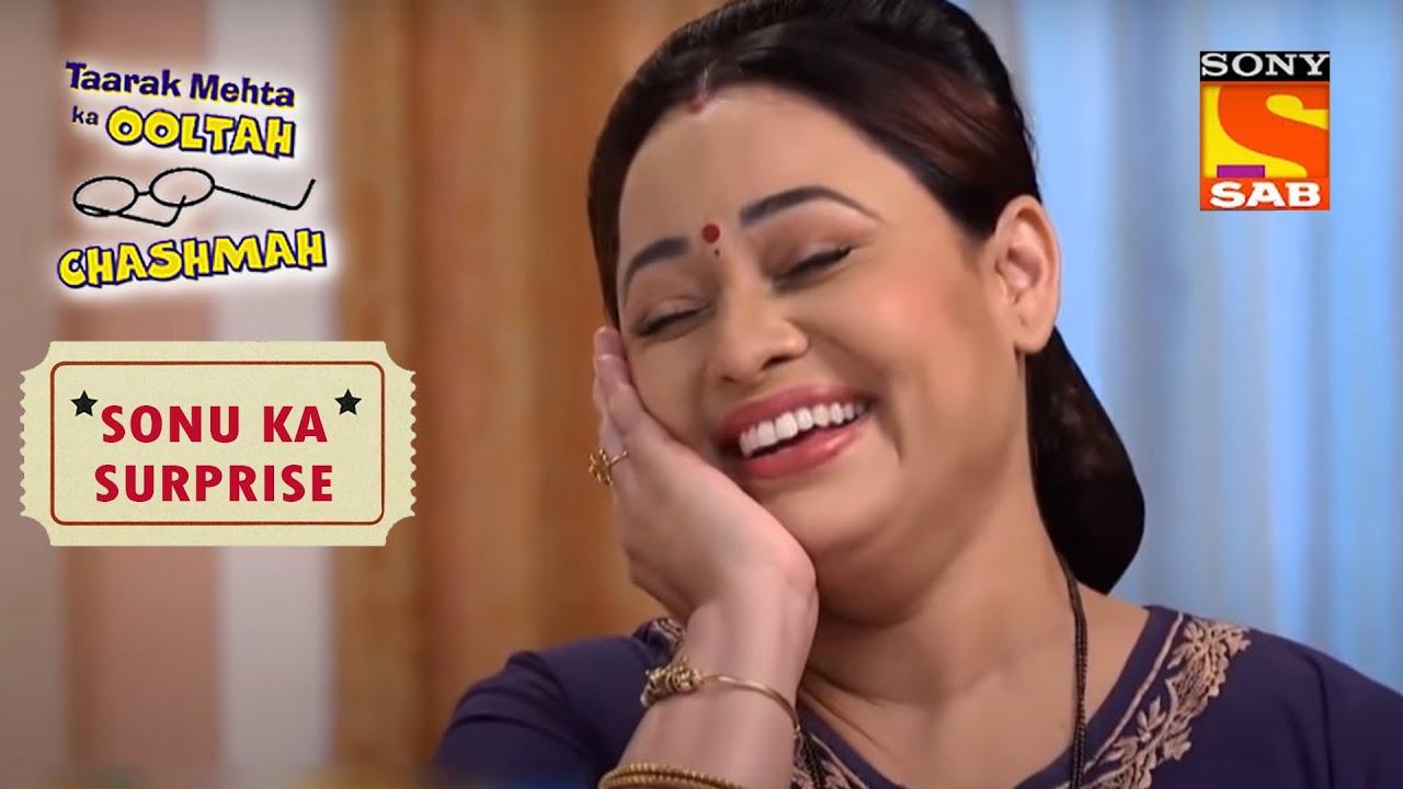 Madhuri है बहुत Excited - Taarak Mehta Ka Ooltah Chashmah - Sonu Ka Surprise