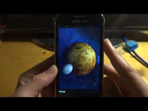 Samsung Galaxy Ace3 LTE GT-S7275R Test 1