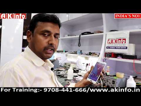 4G Handset Special Advanced Dead Emmc Programming Course
