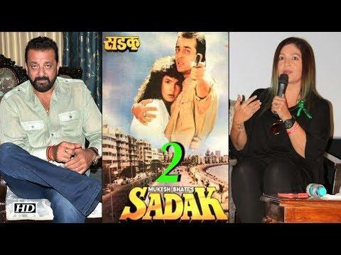 In 'Sadak 2', Sanjay Dutt will deal with Depression: Pooja Bhatt Mp3