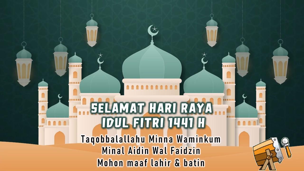 Ucapan Idul Fitri 2020 Selamat Hari Raya Idul Fitri 1441 H