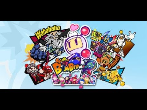 Super bomberman R - Game 1 COLONEL |