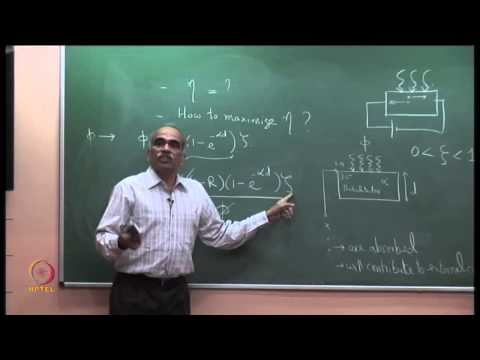 Mod-04 Lec-40 General Characteristics of Photodetectors