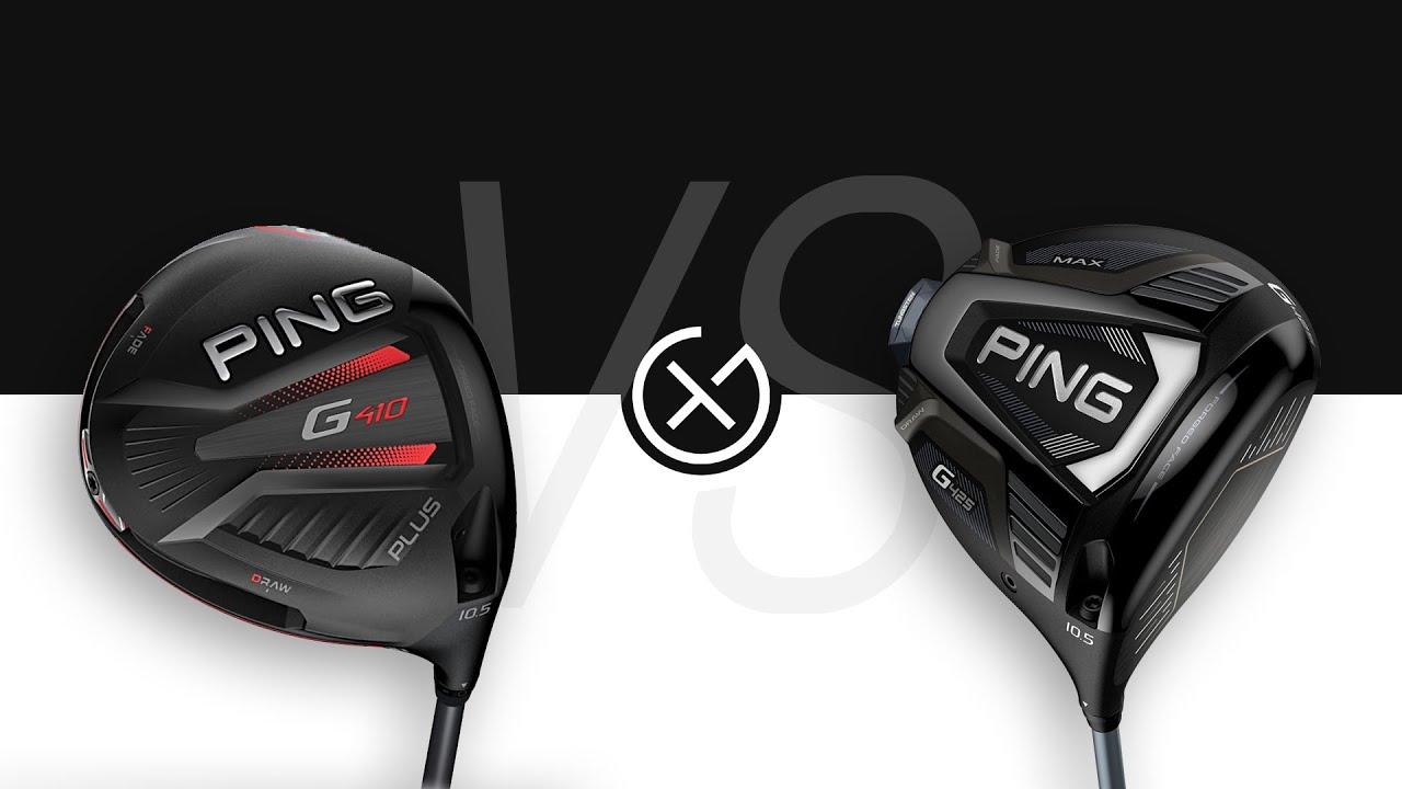 Download Ping G410 VS. G425 Drivers // PLUS & MAX