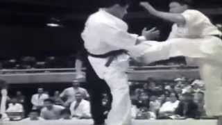 Part.1 #Karate #HirokiKurosawa #lowkick #fightingMachine #fighter #...