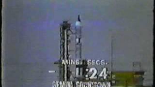 Launch of Gemini 4 (CBS audio)
